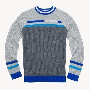 Cotopaxi The Libre Lightweight Llama Fiber Woven Sweater